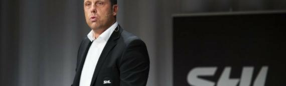 Jörgen Lindgren, SHL, talar på Ishockey & Pengar