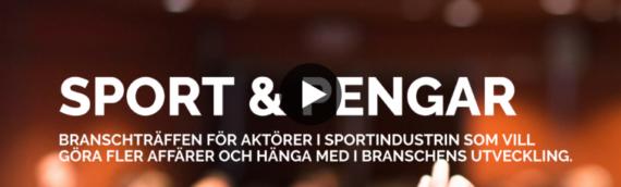 Streama Sport & Pengar 2018 direkt från kontoret!